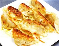 Fried Dumplings ( pot sticker)