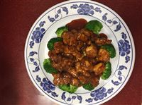 General Tso's Bean Curd(TouFu)