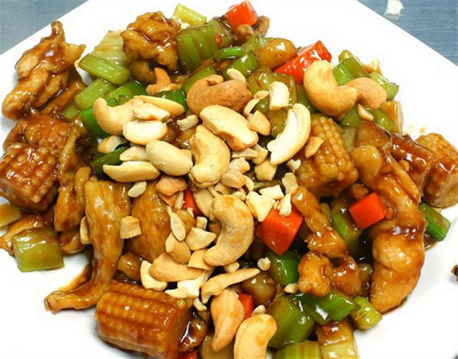 chicken cashewnut